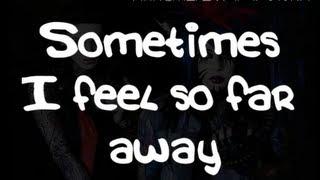 Worlds Away- Blood On The Dance Floor (Lyrics Video) HD