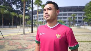 Ponaryo Astaman shares his thoughts ahead of the AFF Suzuki Cup 2018 draw