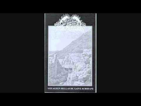Alastor (Grc) - Voyageen Hellas De Xaive Scrofani demo 2000