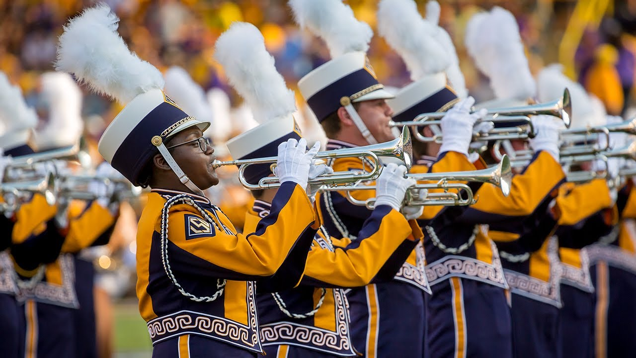 The Golden Band from Tiger Land 125th Halftime Celebration Promo