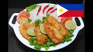 Crispy Fried Fish - Tagalog Recipes - Filipino Recipes - Pinoy Cooking