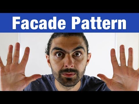 Facade Pattern – Head First Design Patterns Review (ep 9)