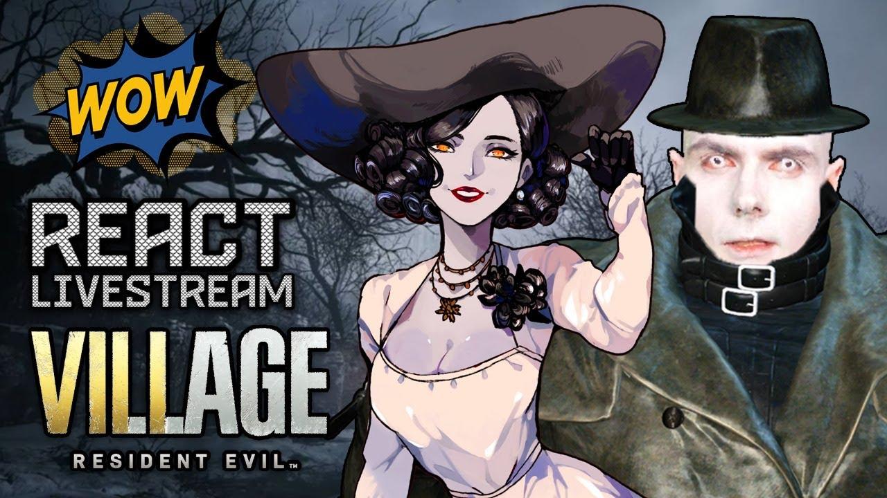 Resident Evil: Village Showcase 21.1.2021 ~ Livekommentar & Reaktion