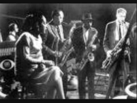 Billie Holiday-Tain't Nobody's Business if I Do (Live)