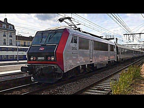 Gare De Juvisy Sur Orge - RER C Et D, TER, Intercités, FRET Et HLP