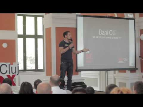 TEDxCluj - Dani Otil - Why I set my alarm clock in the morning