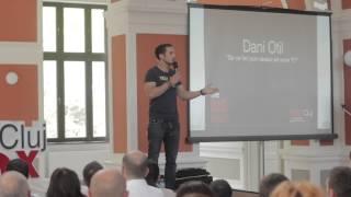 TEDxCluj - Dani Otil - Why I set my alarm clock in the morning