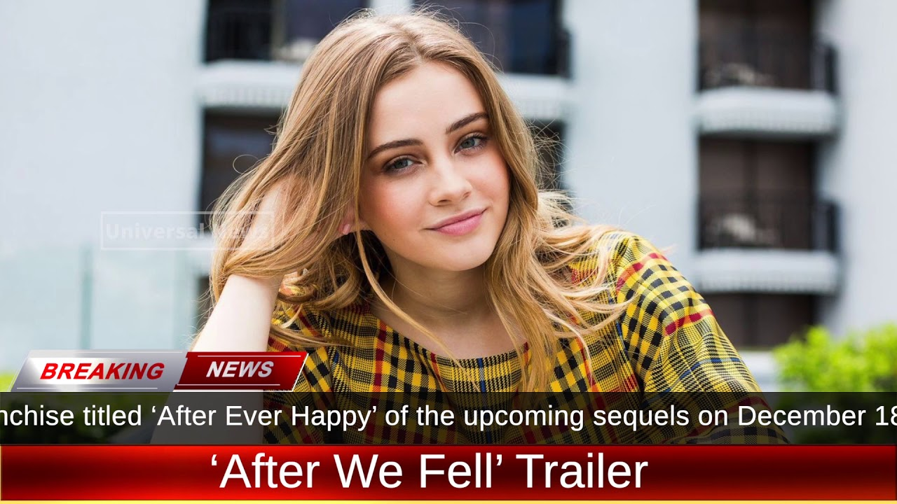 Download The official release date of 'After We Fell' is finally out now! Here's When and Where to watch!!