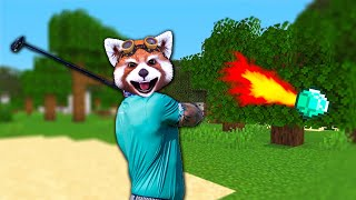 AM JUCAT GOLF IN MINECRAFT si MI-A PLACUT!