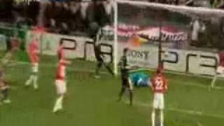 Manchester United 3-2 Bayern Munchen 1/4 LM 2010 (Rewanż)