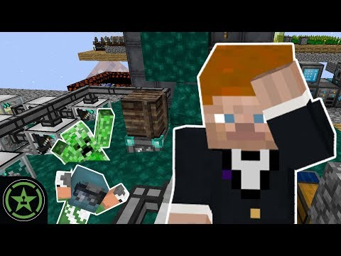 Let's Play Minecraft - Episode 284 - Sky Factory Part 25