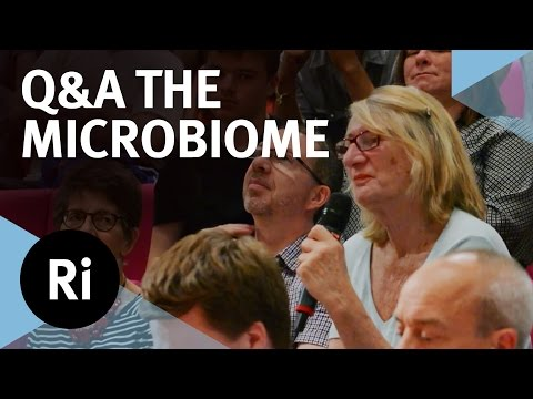 Q&A - The Microbes Within Us - with Ed Yong