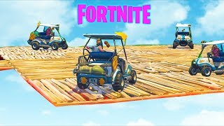 DEMOLITION DERBY in Fortnite Battle Royale