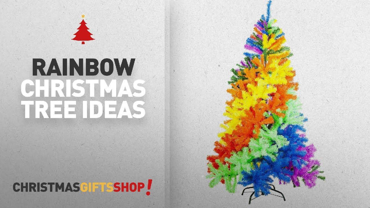Top 10 Rainbow Christmas Tree Ideas: Funny Guy Mugs 6