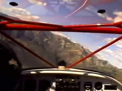 Kitfox Series 5 Flight in Idaho Backcountry
