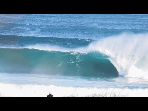 THE SWELL OF THE DECADE - Surfing North Point / Western Australia