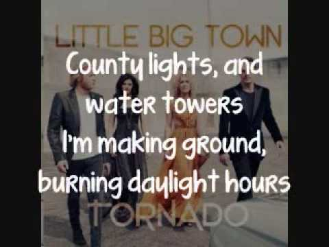 Little Big Town - Night Owl [Lyrics On Screen] mp3