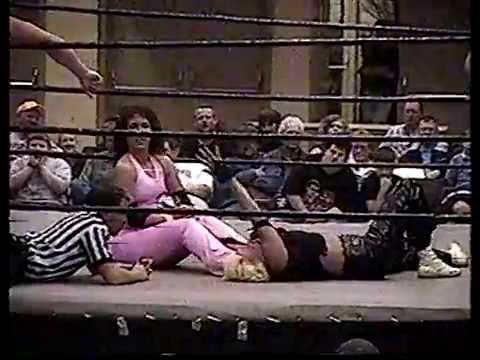 SSW Classic Sherri Martel & Jeff Tankersley vs. Brandi Alexander & Scott Sterling