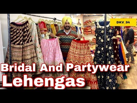 Cheap And Best | Bridal | Partywear | Lehengas | Ludhiana |