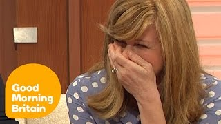 Kate Garraway Left In Stitches After Mishearing Richard Arnold! | Good Morning Britain