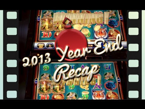2013 YEAR-END RECAP | Slot Machine Video Montage - iMovie Holiday Trailer