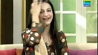 Sanam Baloch   Hiba Ali.flv