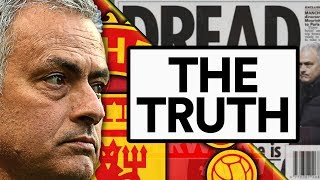 WHY MOURINHO ISN'T THE PROBLEM AT MAN UTD
