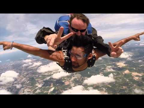 Skydive At Thai Sky Adventures With Kaushal Prakkash