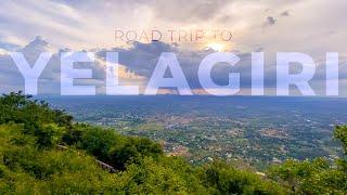 CHENNAI to YELAGIRI Road Trip | Tamil Couple Vlog | The BK Chronicles