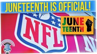 NFL, The Times & Nike Made Juneteenth an Official Company Holiday (ft. Tim Chantarangsu)