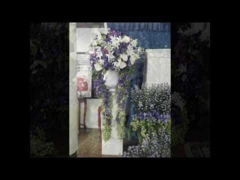 การจัดดอกไม้งานศพ