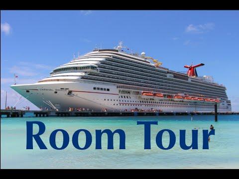 Carnival Breeze Balcony Room Tour Youtube