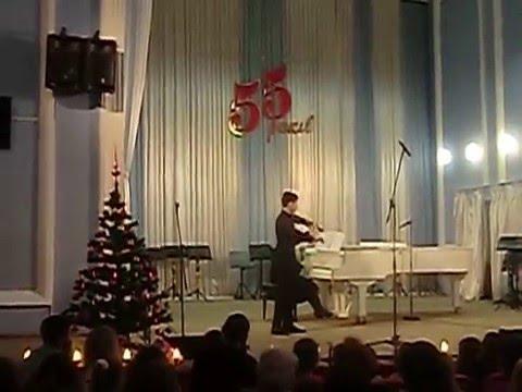 сарасате хабанера ноты