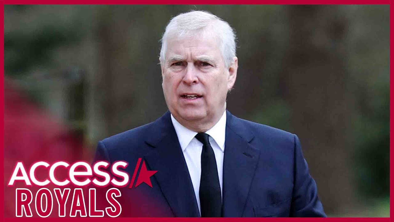 Prince Andrew On Prince Philip, Breaks Silence After Leaving Royal Life