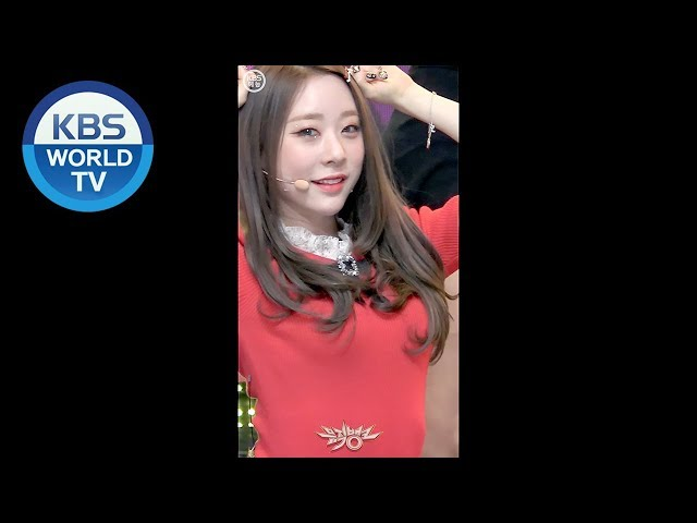 [FOCUSED] Yeonjung (WJSN) - It's A Good Time [Music Bank / 2018.11.30]