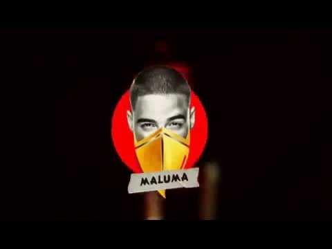 Maluma  4 Bas Ft Bryant Myers, Noriel, Juhn El All Star TrapCapos  7 de Octubre