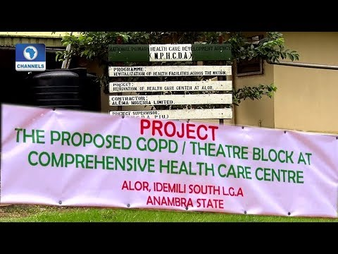 Anambra Govt To Upgrade Alor Health Centre To General Hospital thumbnail