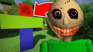 How To Spawn BALDI.EXE in Minecraft PE