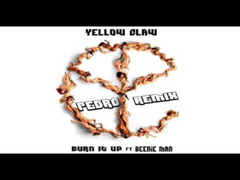 Yellow Claw - Burn It Up Ft. Beenie Man (PEDRO REMIX)