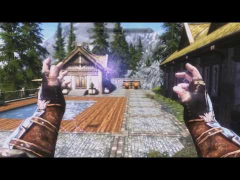 Skyrim Mod: Апокалипсис - Магия Скайрима