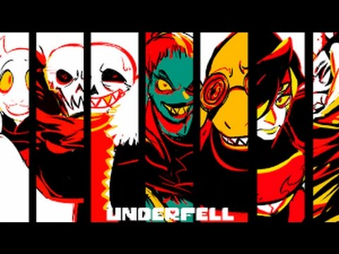 Underfell All Themes