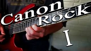 Canon Rock Lesson 1