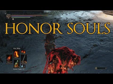 Dark Souls 3 - Honor Souls