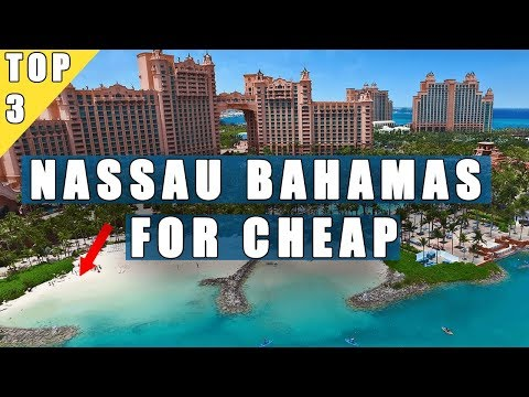 3 MUST DO Things In Nassau, Bahamas For CHEAP!