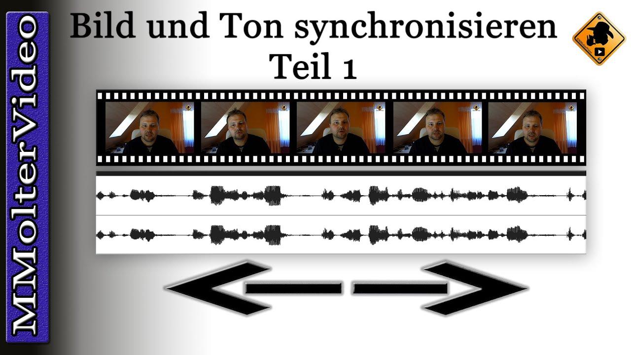 Bild Ton Synchronisieren