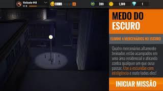 MELHOR JOGO DE TIRO GRÁTIS(SNIPER 3D ASSASSIN) screenshot 3