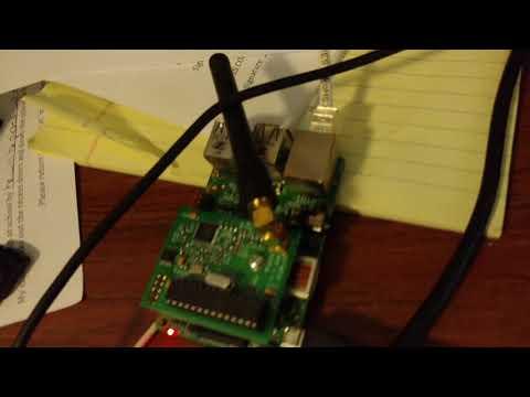 Raspberry Pi/DvMega Radio Hotspot with Pi-Star Image