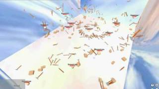 Roblox: 316 flechas matando 12men