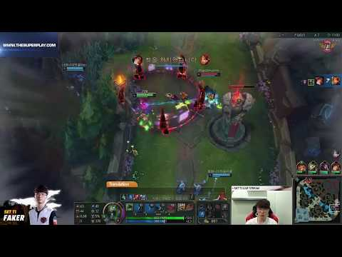 Faker's Fiddlestick Support! Creative use of the 'Unsealed Spellbook'! [ Full Game ]