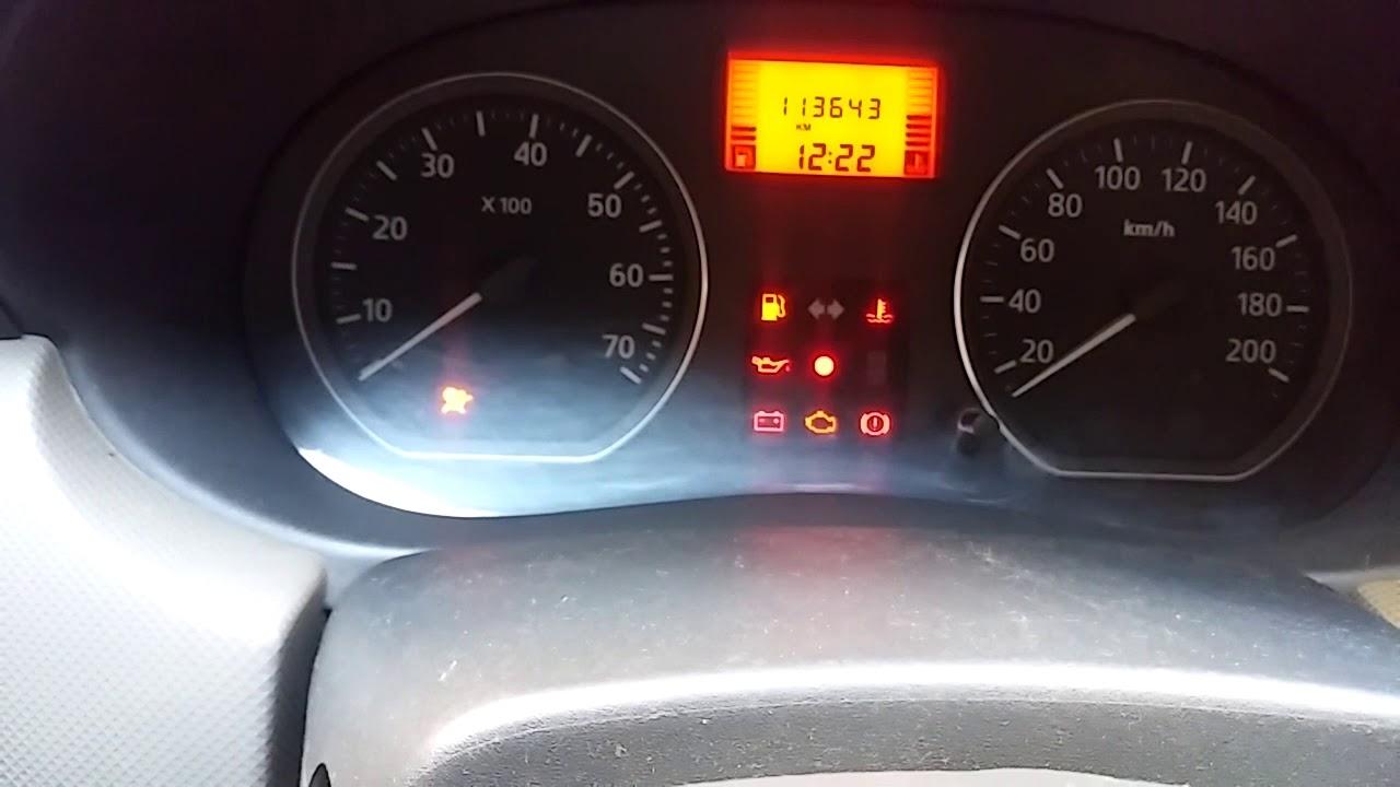 Dacia logan saat ayarlama km sıfırlama